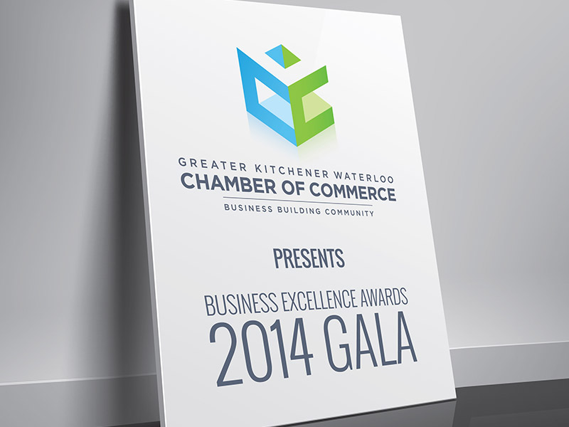KW Chamber of Commerce - Event Advertising