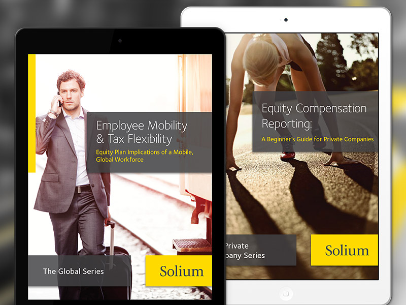 Solium - Print Advertising and Ebook Publishing
